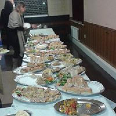 Annual Meeting Buffet 2017