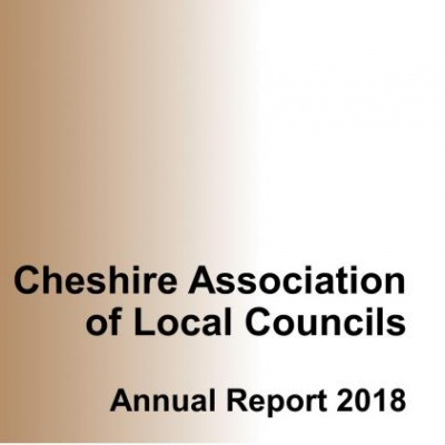 Annual Report 2018 front cover