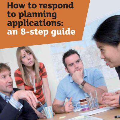 How to respond to planning applications
